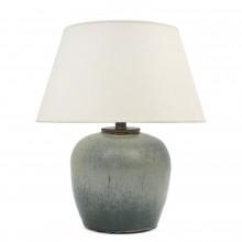 Light Blue Ceramic Table Lamp