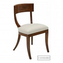 Italian Walnut Chair