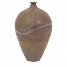 French Studio Beige Vase