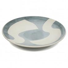 Blue and White Porcelain Platter