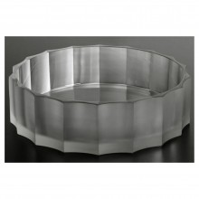 Large Crystal Centerpiece Bowl