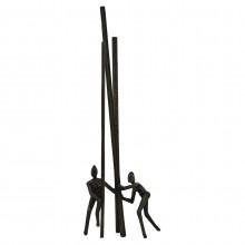 Bronze Figural Sculpture