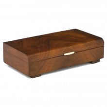 Art Deco Walnut Box