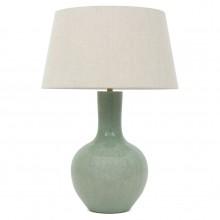Celadon Stoneware Table Lamp