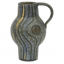 Dutch Stoneware Pitcher