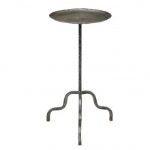 Steel Tripod Table