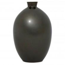 Ceramic Graphite Vase