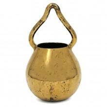 Gold Ceramic Vase