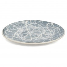 Porcelain Blue and White Platter