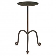 Spanish Iron Tripod Table