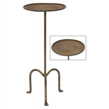 Spanish Iron Tripod Table