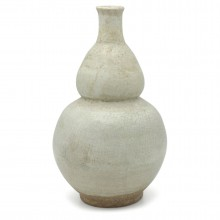 Thai Gray Terra Cotta Vase