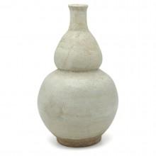 Thai Gray Terra Cotta Vase