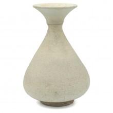 Thai White Terra Cotta Vase