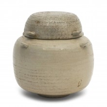 Antique Thai Pot with Lid