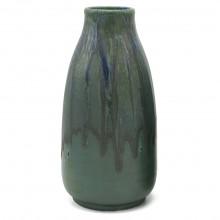 French Drip Glazed Vase