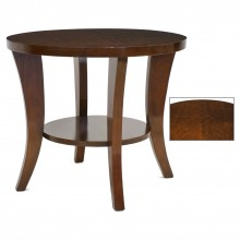 Circular Two Tiered Table