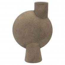Asymmetrical Bubble Vase