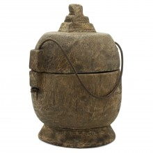 Wood Yunnan Lunch Box