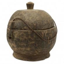 Wood Yunnan Lunch Box