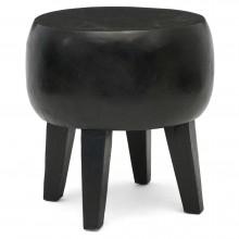Circular Teak Wood Stool or Small Table