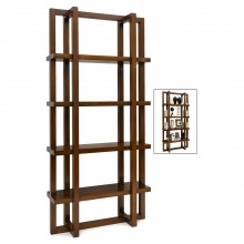 NEW ITEM - Walnut Etagere