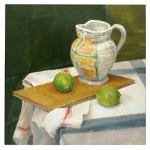 Still Life Painting by Lynn Staley