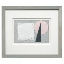 Gouache Geometric Abstract