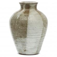 Mid-Century Stoneware Vase