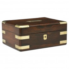 Rosewood and Brass English Box