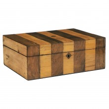 Rosewood and Satinwood  English Box