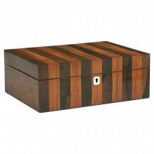 Rosewood and Sapele  English Box