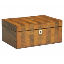 Rosewood and Kingwood  English Box
