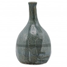 Light Blue Studio Pottery Vase