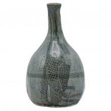 Light Blue Studio Pottery Vase