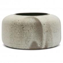 French Gray Stoneware Bowl