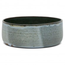 French Blue Stoneware Bowl