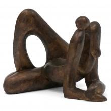 Ceramic Female Nude Sculpture