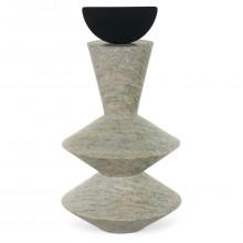 Soapstone Totem Sculpture
