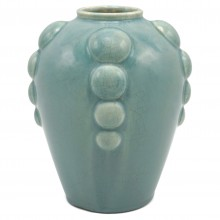 Blue/green Stoneware Vase