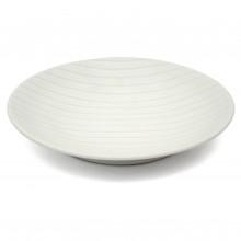 White Porcelain Lined Platter