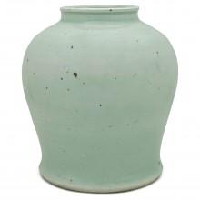 Large Ceramic Celadon Vase