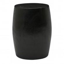 Circular Suar Wood Stool or Small Table