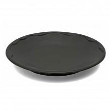 Porcelain Wavy Rim Platter