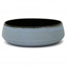 Blue Stoneware Bowl
