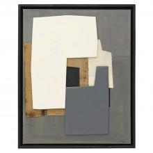 Abstract Collage by Eduardo Menini
