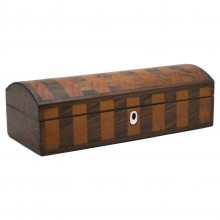 Striped Rosewood and Sycamore Box