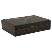 Macassar Ebony Box
