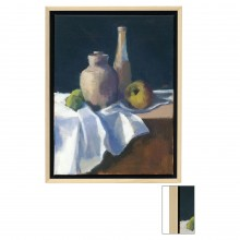 Still Life Painting by Lesley Powell