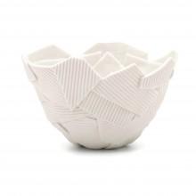 Corrugated Fragment Bowl